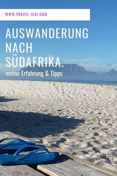 Von fast einem Jahrzehnt Leben und Arbeiten in Kapstadt habe ich dir die besten Tipps und meine Erfahrung mitgebracht, damit auch deine Auswanderung nach Südafrika prima klappt. Beach, Water, Happiness, Travel, Outdoor, Explore, Tour Operator, Cape Town, Continents