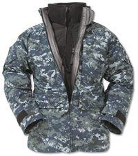 US Navy Working Uniform Parka