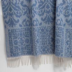 JACQUARD WOOL BLANKET - Blankets - Bedroom | Zara Home United Kingdom