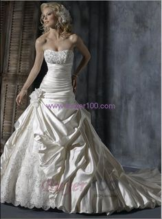 Maggie Sottero Ambrosia...my wedding dress was done by Maggie sottero loved it !!!