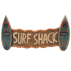 Surf Signs Decor Amusing Surfplank Decor 18 Inch Surf Board Wall Art Meisjes Decorating Design