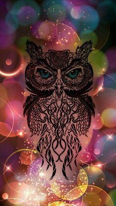 Owl Wallpaper Iphone, Butterfly Wallpaper, Cute Wallpaper Backgrounds, Pretty Wallpapers, Galaxy Wallpaper, Cellphone Wallpaper, Screen Wallpaper, Cool Wallpaper, Dreamcatcher Wallpaper