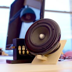 Fab.com | Speakers Reinvented, Back in Black