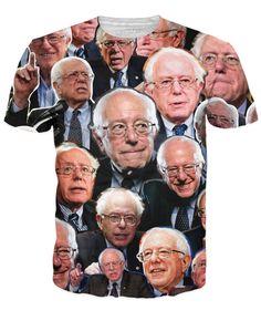 Bernie Sanders Paparazzi T-Shirt