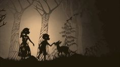 A fractured fairytale: Hansel and Gretel (Silhouette film) on Vimeo
