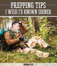 21 prepping tips I wish I'd known sooner