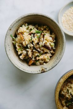 ... Vegan - Rice on Pinterest | Wild Rice Pilaf, Garlic Fried Rice and