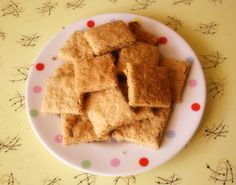 Ration-book ginger biscuits