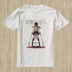 Shingeki No Kyojin 39W #AttackOnTitan #Anime #Tshirt