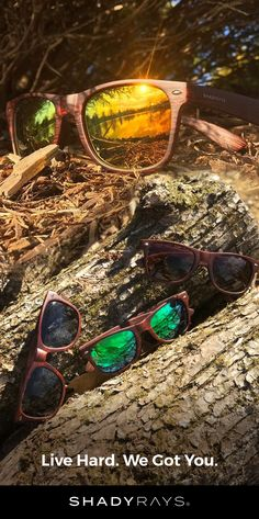 d8fd225f2e We are an Independent Sunglasses Co. known for Polarized shades featuring  Lost   Broken Warranty