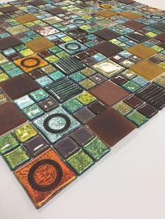 Tile Mood: Autumn Geometry Http://www.susanjablon.com/0801133.html  #interiordesign #interior4all #interiorstyling #interior123  #interiordesigner ...