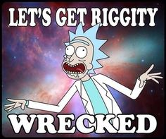 17 Best Rick And Morty Quotes on Pinterest | Rick and morty ...