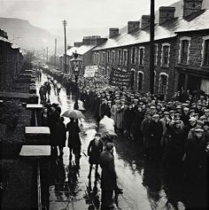 Edith Tudor-Hart Demonstration, South Wales (1935)