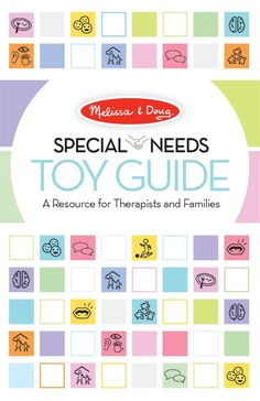 totally psyched, impressed and pleased at this new guide, from @Melissa & Doug Toys #weteach