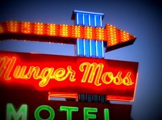 one of the motels of Route 66