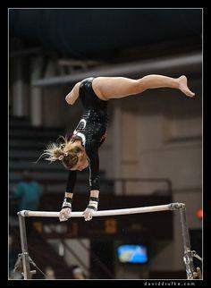 Women's Gymnastics - Nebraska at Minnesota gymnast on uneven bars moved from Gymnastics: Collegiate board Gymnastics Pictures, Sport Gymnastics, Artistic Gymnastics, Olympic Gymnastics, Rhythmic Gymnastics, Gymnastics Flexibility, Olympic Games Sports, Gymnastics Photography, Jordyn Wieber