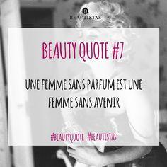 Un parfum, une identité #beautyquote #beautistas #quote #quoteoftheday #true #instamood #word #women #perfume