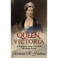 To commemorate Queen Victoria's Diamond Jubilee in 1897, the Queen's librarian compiled her biography.  Queen Victoria gives us a contemporary Victorian insight into the Queen, her peers, her background and her heirs.  Holmes also gives a thorough explanation into the lineage of the Queen, and how she came to inherit the throne.  As Librarian to the Queen, Holmes gained access to what was then new and private material, including notes written by the Queen herself for Homes to use...