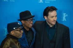 #press #photocall of #chiraq at #berlinale #spikelee #nickcannon #johncusack