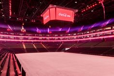 Owned by Meraas, the Coca-Cola Arena will have the ability to host large scale live events 365 days a year. Outlet Village, Indoor Arena, Sustainable City, Construction Process, Modern Metropolis, Live Events, World Music, North Africa, Live Music