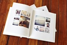 Printstagram - PhotoBook. You can create a photo book of all your instagram pictures!!!!!