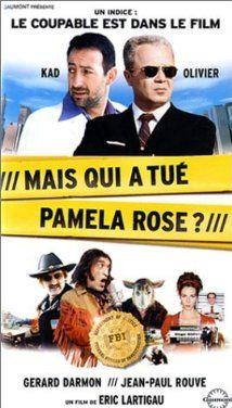 Mais Qui A Tue Pamela Rose 2003 Poster