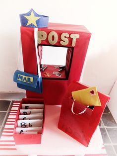 DIT play Post Office