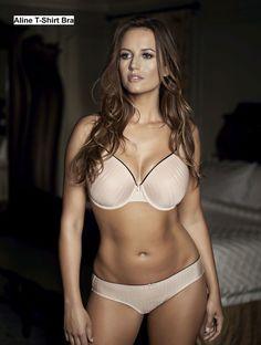 Parfait Affinitas Aline Poly Blend Bikini Panties P5253 Black Or Beige S-3Xl