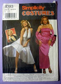 Marilyn Monroe Dress Seven Year Itch & by PurplePlaidPenguin