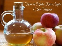 Make your own raw, organic apple cider vinegar for 75% less than it costs to buy it.  Plus, it's easy! http://www.thehealthyhomeeconomist.com/make-raw-apple-cider-vinegar/