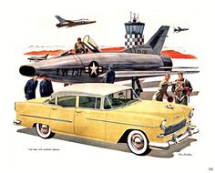 1955 ... supersonic Chevrolet! | by x-ray delta one