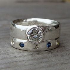 fair trade and recycled precious metal jewelry! Cool.