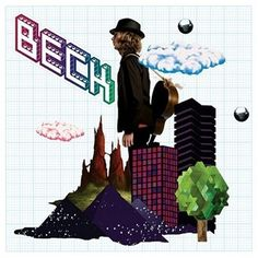 Beck - The Information. Cover Design (sticker packs): 20 different artists from around the world, the fans. With its customizable blank sleeve and booklet, and one of four different sets of stickers, Beck put the power of design in the hands of his audience, hoping that no two album covers would be exactly alike.