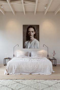 Cheap Home Decor Loft em Amesterd.Cheap Home Decor Loft em Amesterd Stylish Bedroom, Modern Bedroom, Bedroom Vintage, Vintage Decor, Vintage Style, Bedroom Simple, Bedroom Rustic, Contemporary Bedroom, Home Bedroom