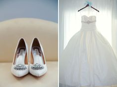 our wedding on Linda & Peter photography's blog