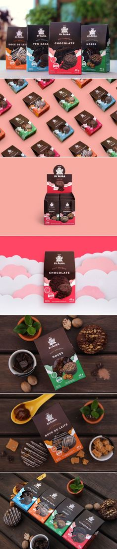 Brownie Lovers Will Appreciate This Rich Packaging — The Dieline | Packaging & Branding Design & Innovation News
