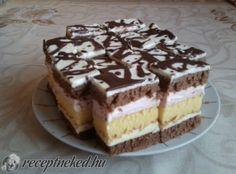 Hungarian Recipes, Hungarian Food, Tiramisu, Ham, Food And Drink, Cooking Recipes, Baking, Ethnic Recipes, Sweets