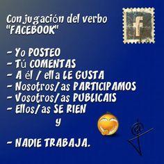 Los contactos en facebook