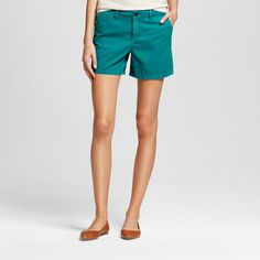 Women's 5 Inseam Chino Short