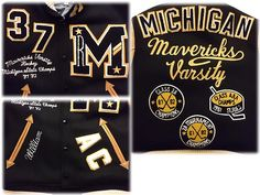 how to get letterman patches made