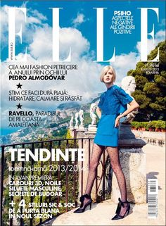 Elle Magazine [Romania] (August 2013)