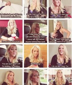 Jenna Marbles things girls lie about