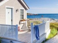 CASTLE HILL INN  On the grounds of this luxurious and historic lodging on Newport's rocky western peninsula are several shoreside cottages along a private stretch of beach.