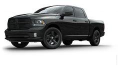 2013 Dodge RAM 1500 Black Express