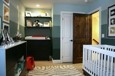 IHeart Organizing: Reader Space: Oh Baby! An Organized Nursery