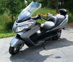 2007 Suzuki Burgman 400 - Piney Flats, TN #2341652259 Oncedriven