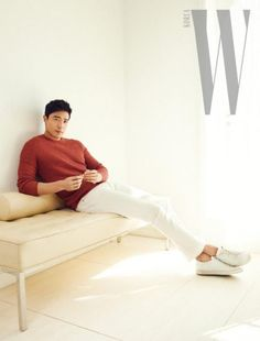 Daniel Henney Shows Off His Sophisticated Looks with 'W' Pictorial | Koogle TV