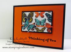 Stampin' Up! Nature's Perfection with Sheer Perfection Vellum Plus Video!