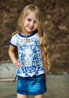 Anastasia Orub (born May 15, 2008) Russian child model. Irine Akobia Photography.