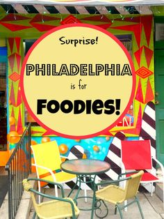 Surprise! Philadelphia is a Foodie Destination - Traveling Mom